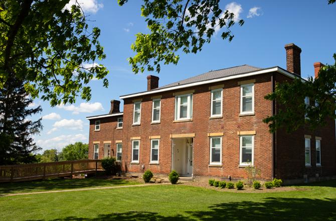The Magnolia House